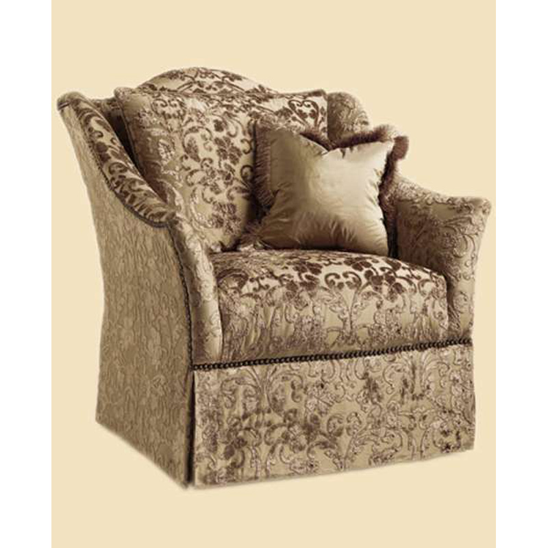 Marge Carson CTY41A MC Chairs Courtney Chair Discount Furniture at – Carson Chair