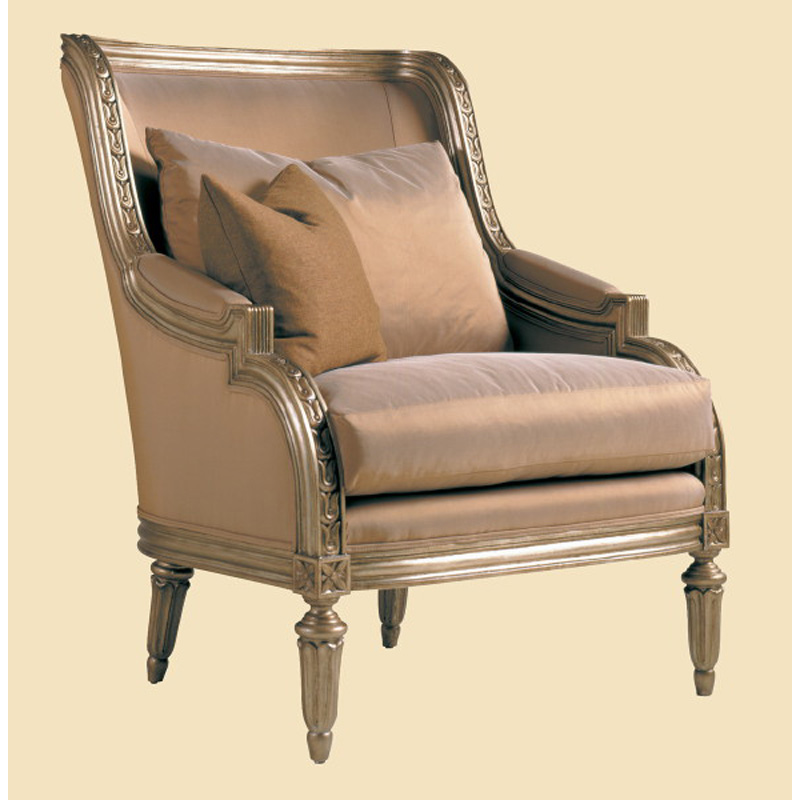 Marge carson em41 mc chairs emperador lounge chair for Carson chaise lounge