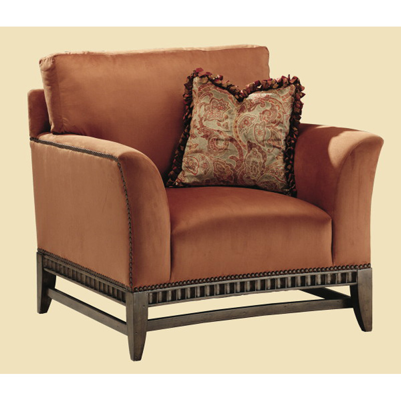 Marge Carson En41 Mc Chairs Enzo Chair Discount Furniture At Hickory Park Furniture Galleries