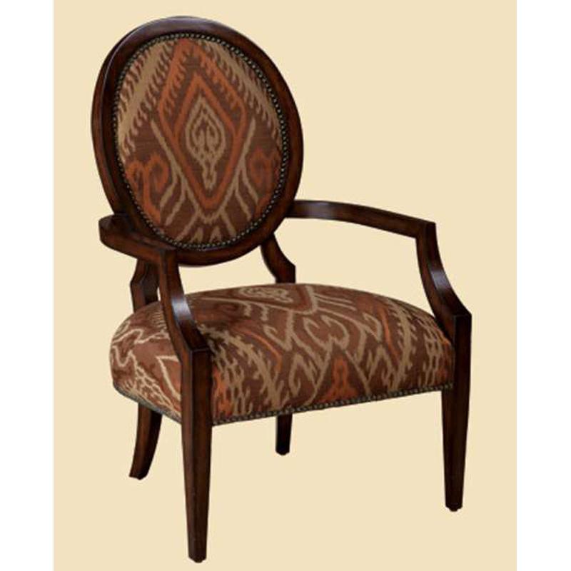 Marge carson hol41 mc chairs hollis lounge chair discount for Carson chaise lounge