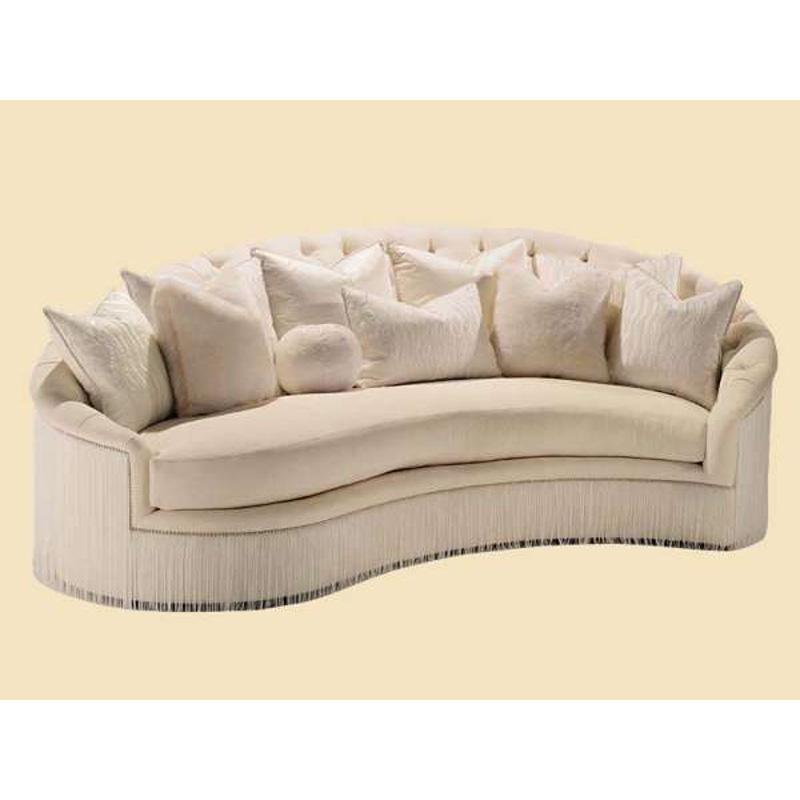 Marge Carson Mim43 Mc Sofas Mimi Sofa Discount Furniture At Hickory Park Furniture Galleries