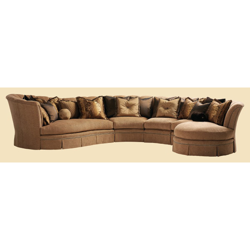 Marge Carson Mrnsec Mc Sectionals Marcheline Sectional Discount Furniture At Hickory Park