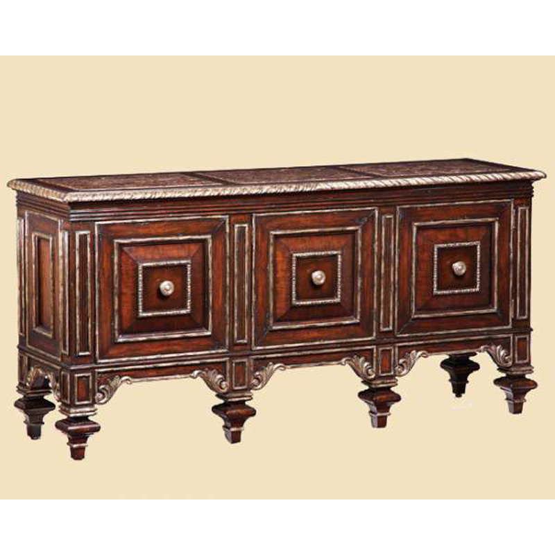 Marge Carson Mtq10 Martinique Sideboard Discount Furniture At Hickory Park Furniture Galleries