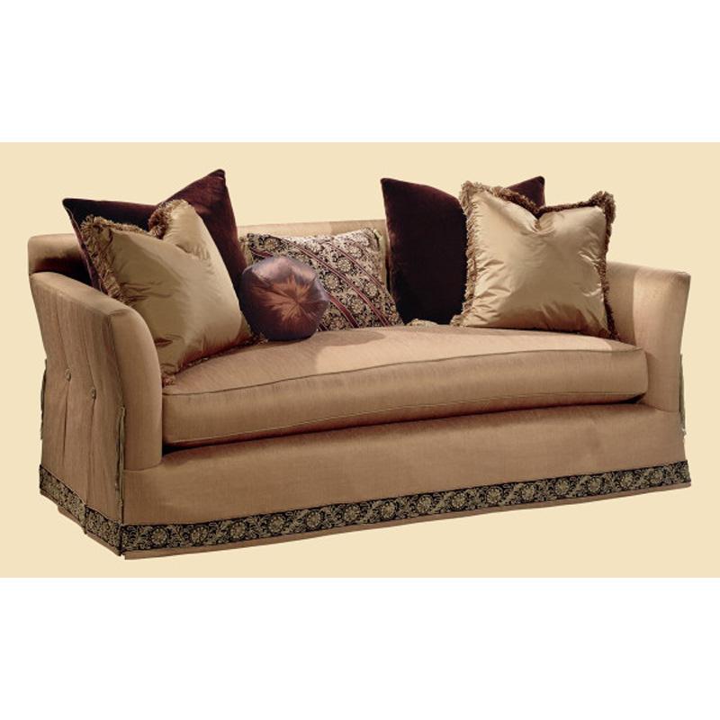 Marge Carson Nc43 Mc Sofas Nicolina Sofa Discount Furniture At Hickory Park Furniture Galleries