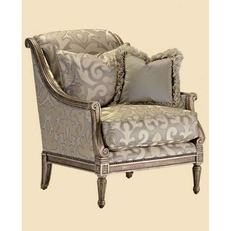 Marge Carson Prt41 Mc Chairs Portofino Chair Discount Furniture At Hickory Park Furniture Galleries