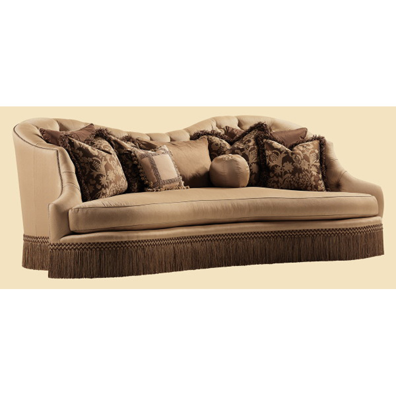 Marge Carson Sca43 Mc Sofas Scarlett Sofa Discount Furniture At Hickory Park Furniture Galleries