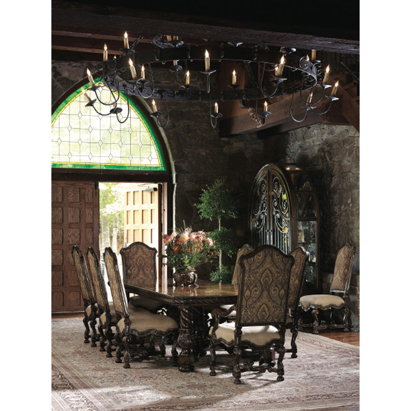 Marge Carson Rs1165 Segovia Dining Room Discount Furniture