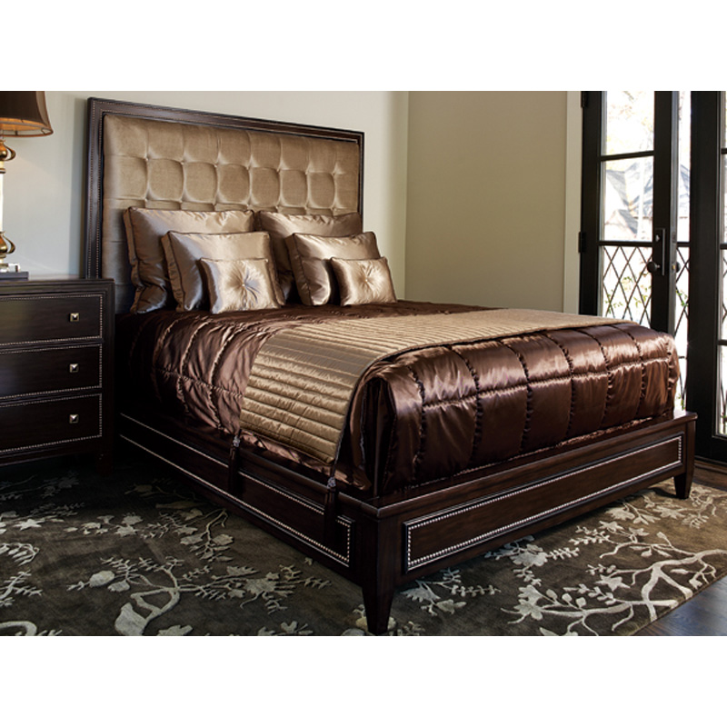 Discount Furniture Store Package 76: Marge Carson SM95 Montecito Bedding San Marcos Bedding
