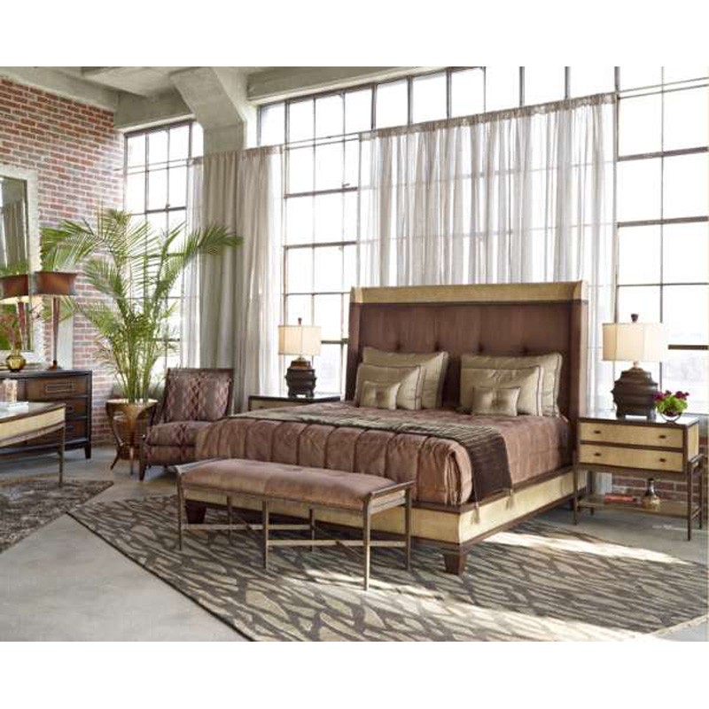 Marge Carson Rs1235 Sonoma Bedroom Discount Furniture At