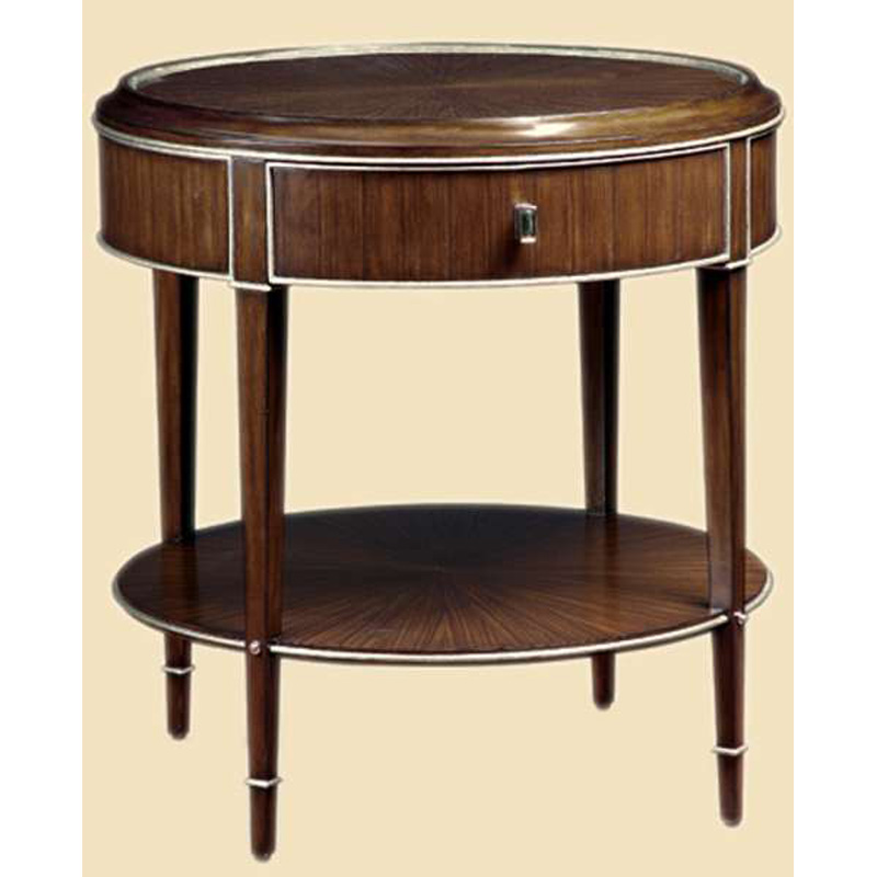 Marge Carson Tan04 2 Tango End Table Discount Furniture At