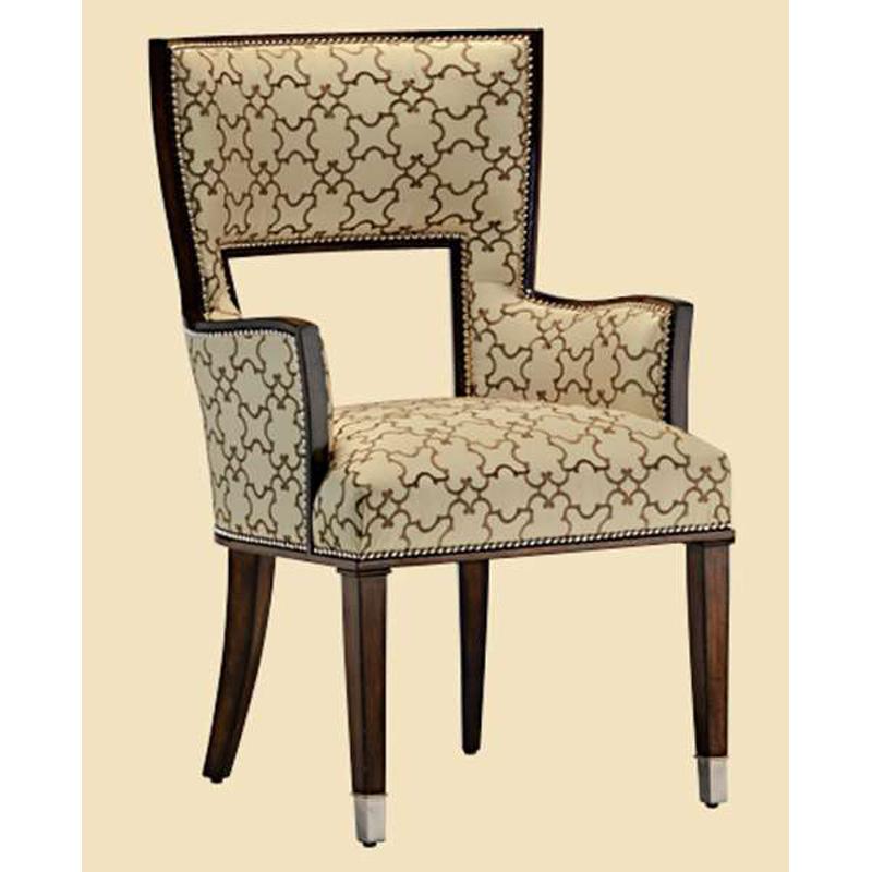 Marge Carson Tan46 Tango Arm Chair Discount Furniture At