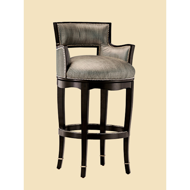 Marge Carson Tan47 29 Tango Barstool Discount Furniture At Hickory Park Furniture Galleries