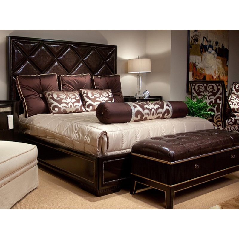 Marge Carson Tm95 Montecito Bedding Tremont Bedding Package Discount Furniture At Hickory Park