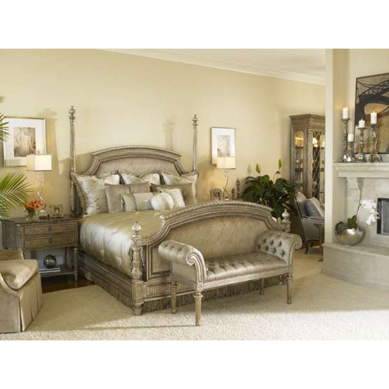 Marge Carson Rs1160 Trianon Court Bedroom Discount Furniture At Hickory Park Furniture Galleries