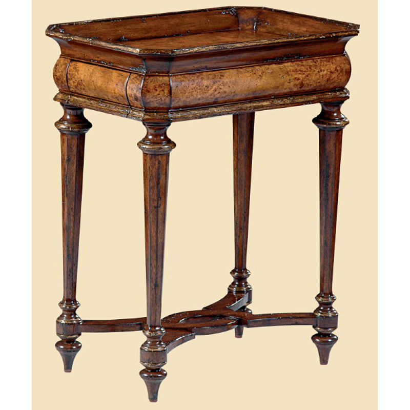 Marge Carson Va30 Verona Chairside Table Discount