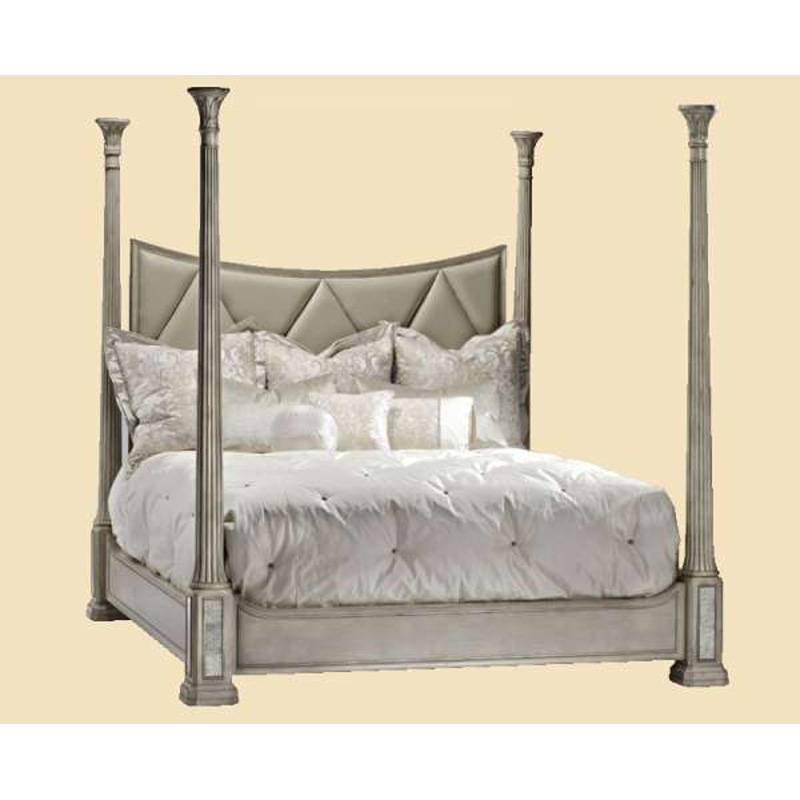 Marge Carson Ion91 Ionia Poster Bed Discount Furniture At Hickory Park Furniture Galleries