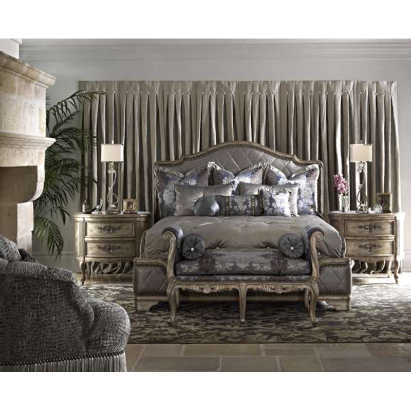 Marge Carson Rs1278 Rivoli Bedroom Discount Furniture At Hickory Park Furniture Galleries