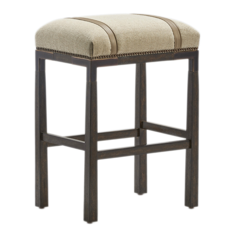 Marge Carson Plm47 29 2 Palms Barstool Discount Furniture