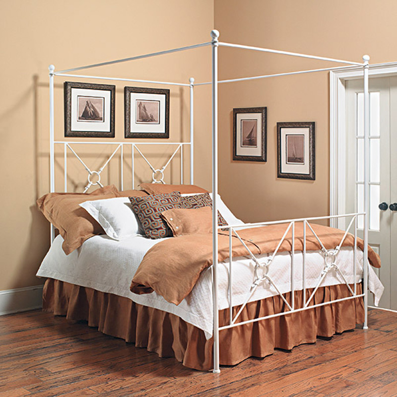 Ashley Furniture Toledo: Old Biscayne Designs Toledo Bed Collection Canopy Bed