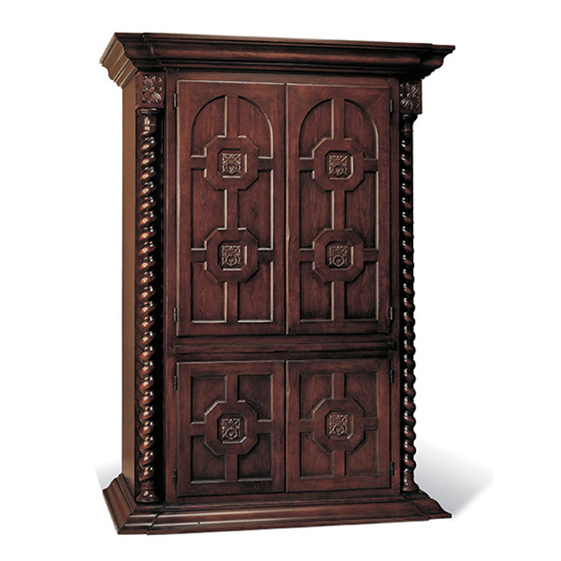 Cheap Old Furniture: Old Biscayne Designs Banderas Armoire Collection Armoire