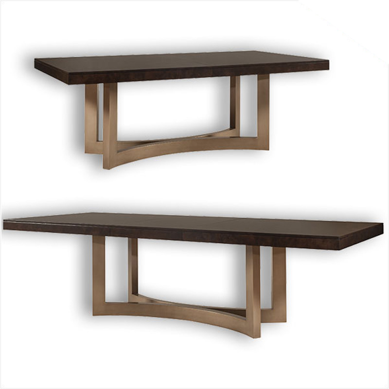 Old Biscayne Designs 9253 Obd Dining Room Aurora Dining Table Discount Furniture At Hickory Park