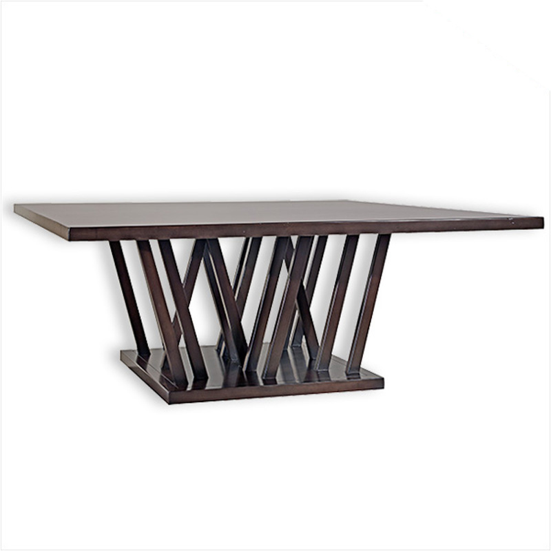 Old biscayne designs 7006b obd dining room echo dining for Php table design
