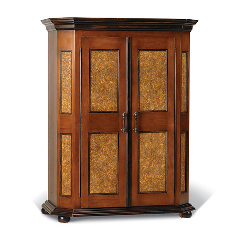 Old Biscayne Designs Colby Armoire Collection Armoire Discount Furniture At Hickory Park