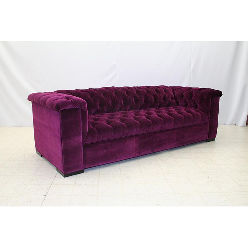 Old Hickory Tannery 1013 03 Oht Sofa Tufted Chesterfield