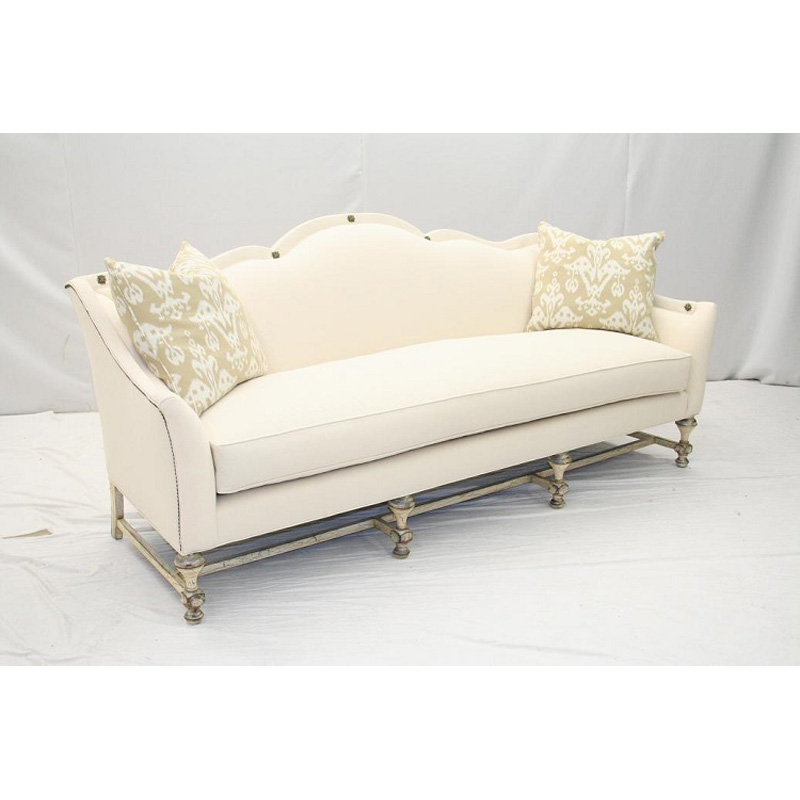 Leather Furniture Outlet North Carolina: Old Hickory Tannery 8554-03 OHT Sofa Sofa Discount