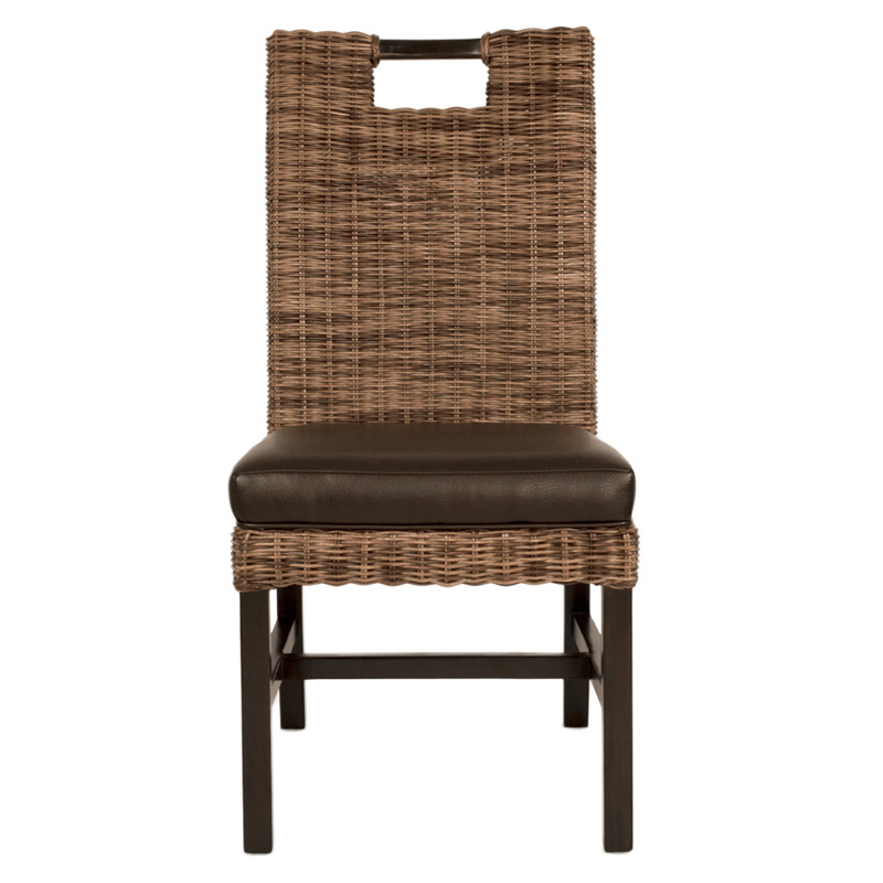 Orient Express 6843 New Wicker Boston Dining Chair