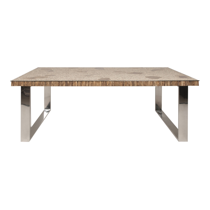 Orient express 7745 magnolia twig dining table discount for Magnolia dining table