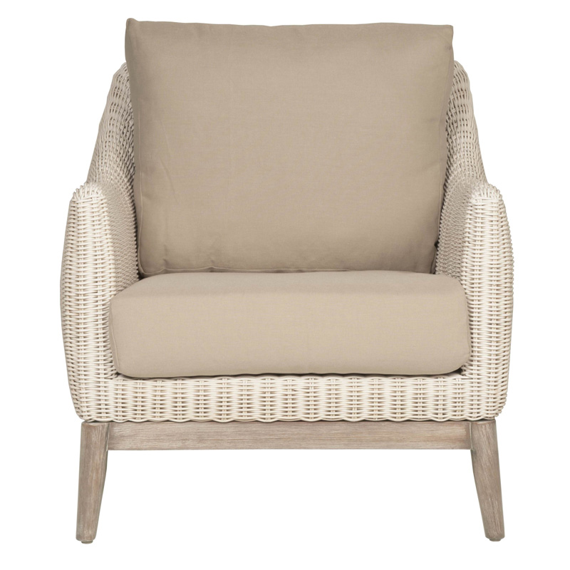 Orient Express 6816 1 New Wicker Avalon Sofa Chair