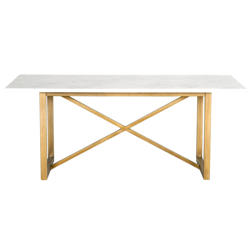 Orient express 6098 traditions carrera dining table for Table carrera