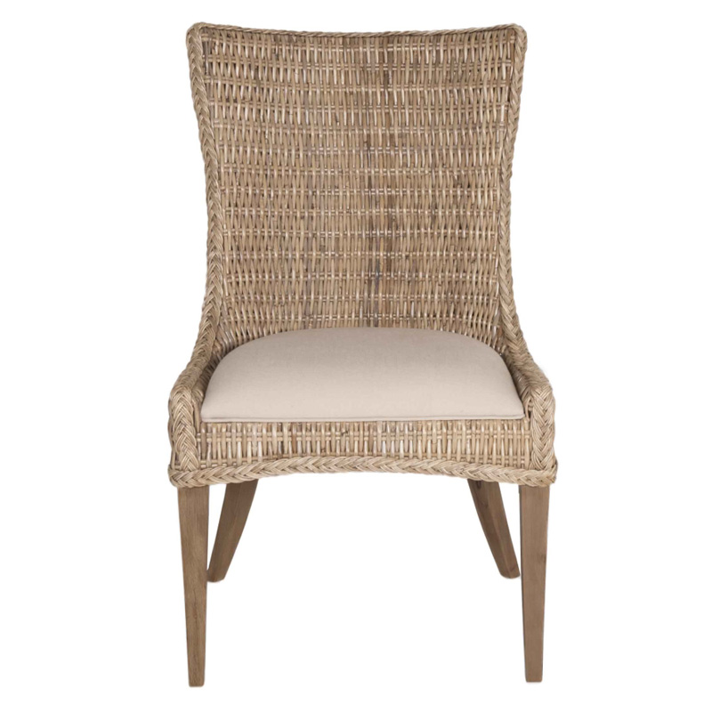 Cheap Wicker Dining Chairs: Orient Express 6814 New Wicker Greco Dining Chair Discount