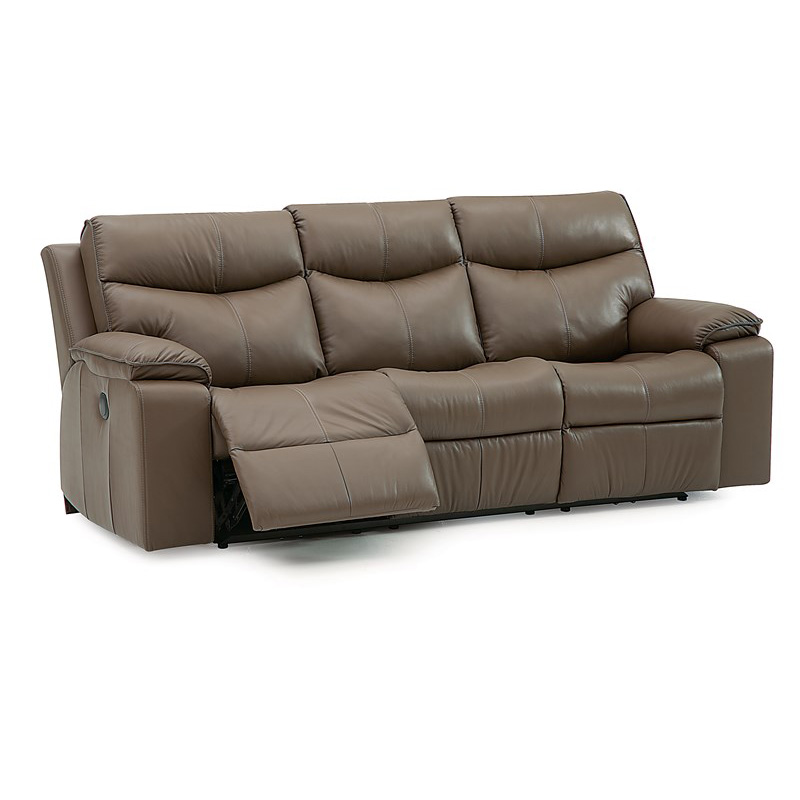 Leather Furniture Outlet North Carolina: Palliser 41034 Providence Sofa Reclining Discount