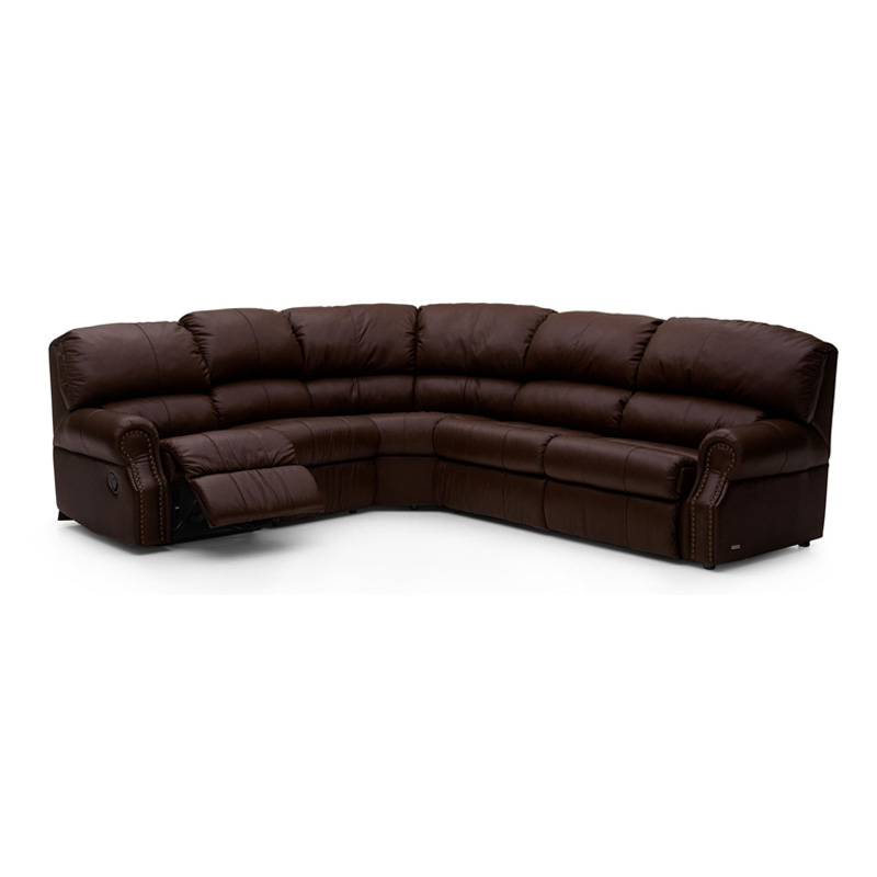 Legends At Charleston Park: Palliser 41104 Sectional Charleston Sectional Discount