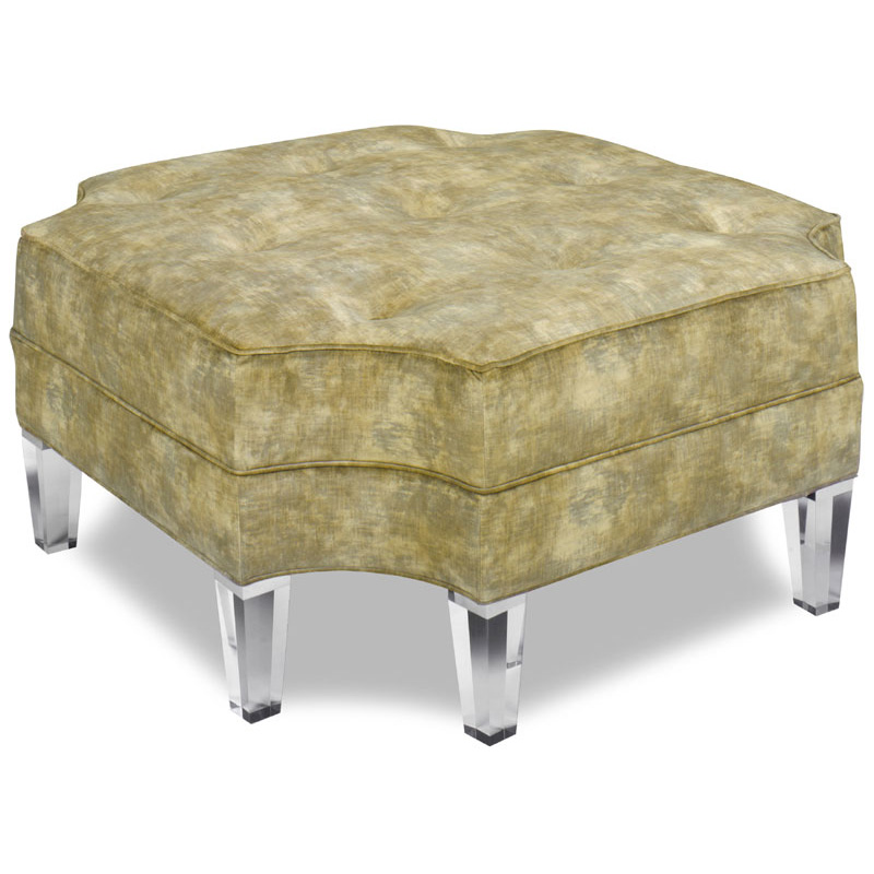 Parker Southern 31 Ott Elin Ottoman Discount Furniture At Hickory Park Furniture Galleries