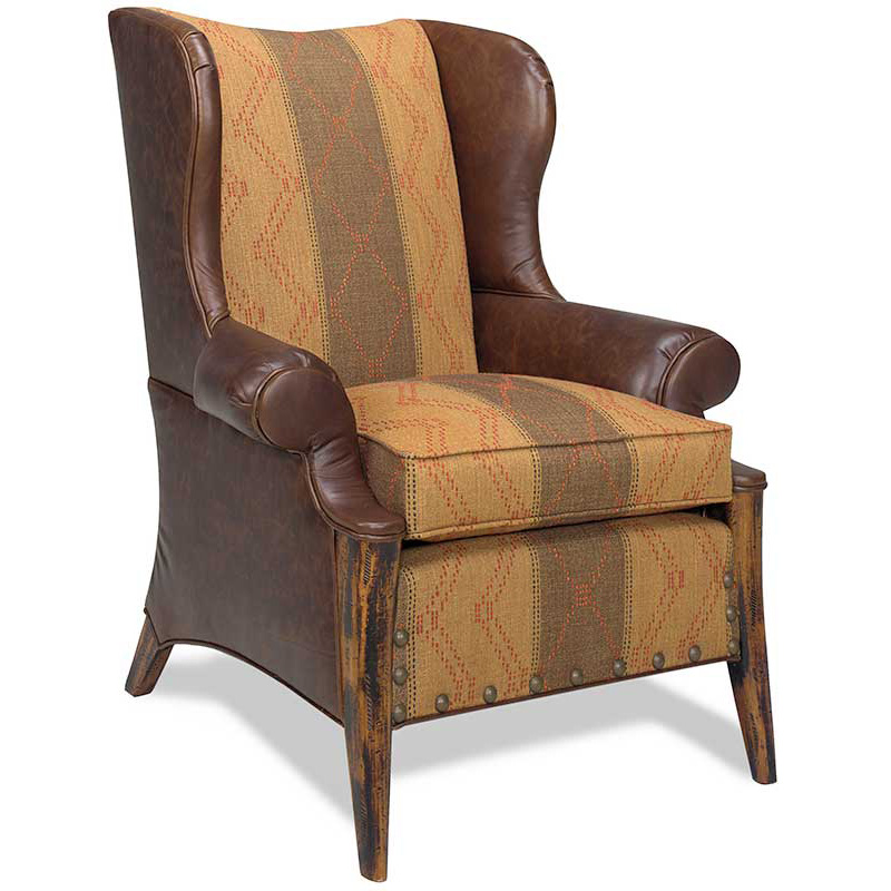 Parker Southern 540 C Del Frisco Chair Discount Furniture At Hickory Park Furniture Galleries