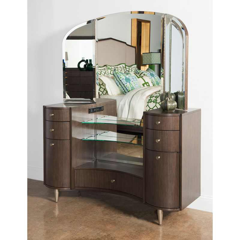 trifold mirrored hamilton beveled tri edges solid com hinged amazon vanity hangable dp hills mirror fold sided