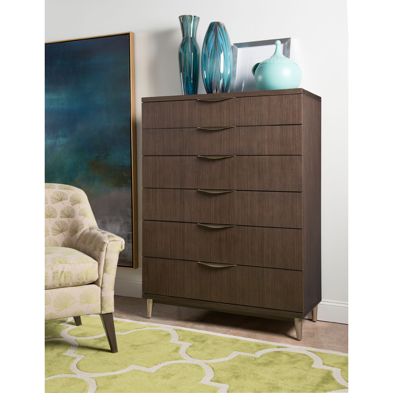 Rachael ray home 6020 2200 soho drawer chest discount for Rachael ray furniture collection