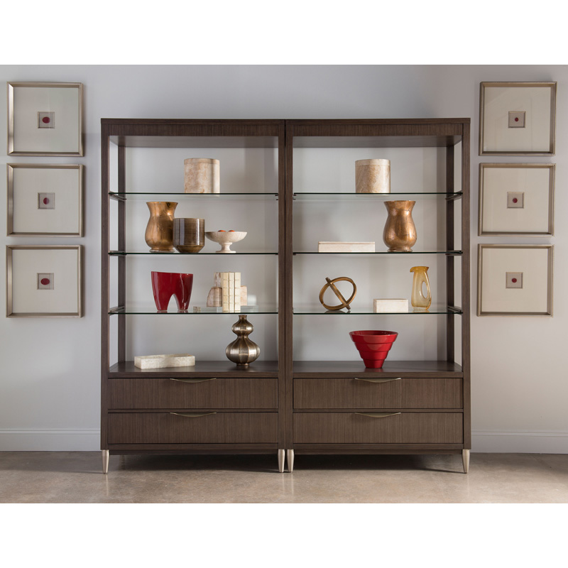 Rachael ray home 6020 5210 soho etagere discount furniture for Rachael ray furniture collection