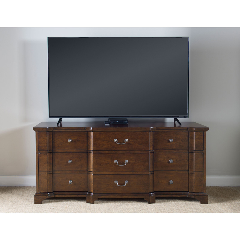 Rachael ray home 6040 023 upstate entertainment console for Rachael ray furniture collection