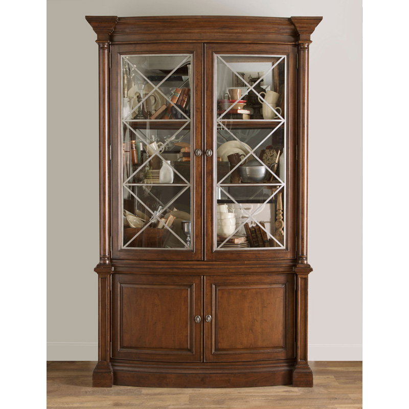 Rachael ray home 6040 174k upstate display cabinet for Rachael ray furniture collection