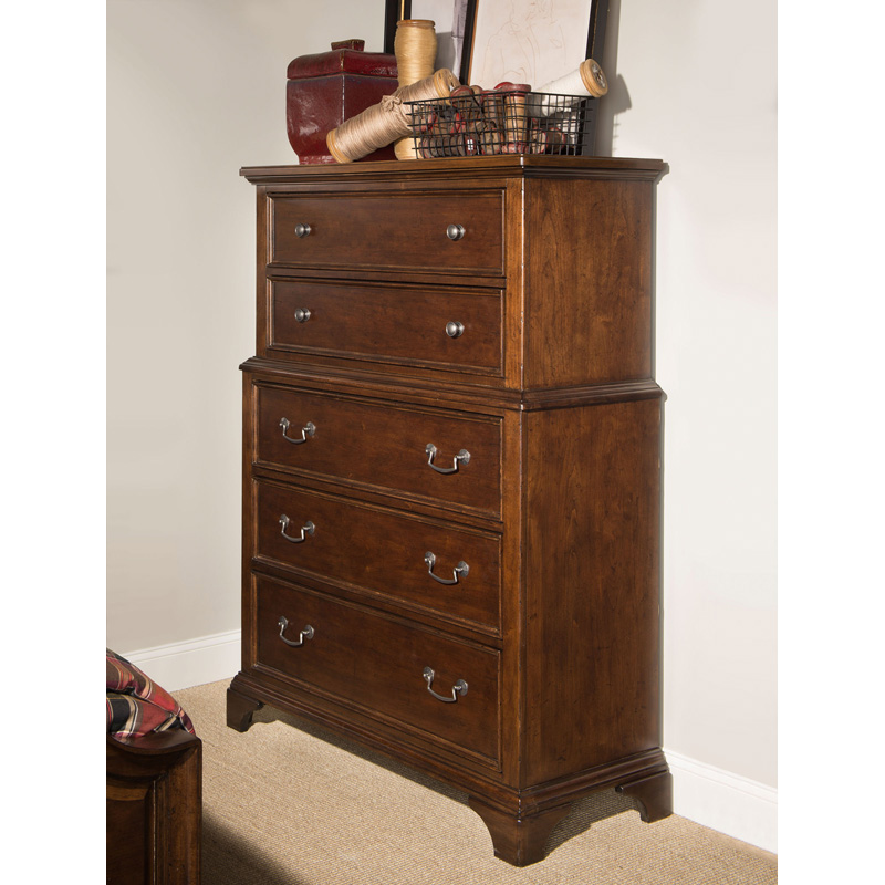 Rachael ray home 6040 2200 upstate drawer chest discount for Rachael ray furniture collection