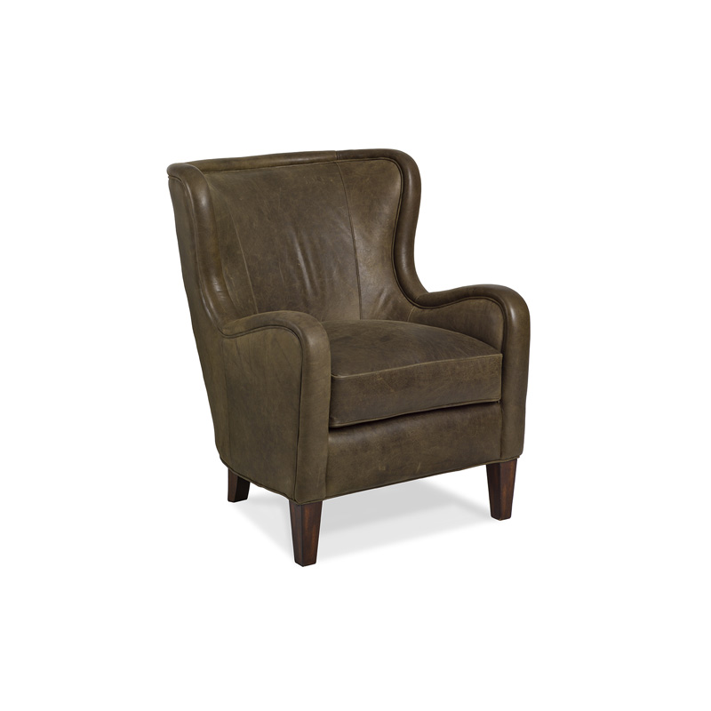 Randall Allan 1118 Cecil Chair Discount Furniture At Hickory Park Furniture Galleries