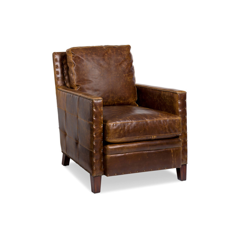 Randall Allan 1038 Elkhorn Chair Discount Furniture At Hickory Park Furniture Galleries