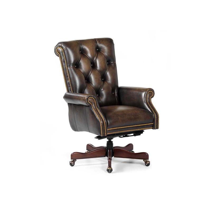 Randall Allan 114st Kramer Swivel Tilt Chair Discount Furniture At Hickory Park Furniture Galleries
