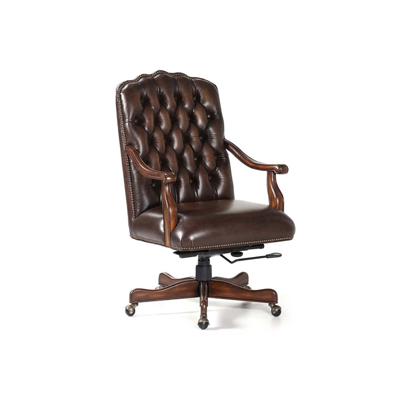 Randall Allan 116st Johnson Swivel Tilt Chair Discount Furniture At Hickory Park Furniture Galleries