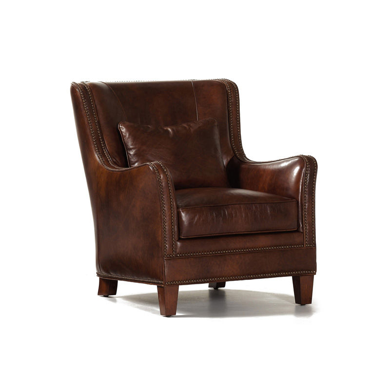Randall Allan 172 Vermont Chair Discount Furniture At Hickory Park Furniture Galleries