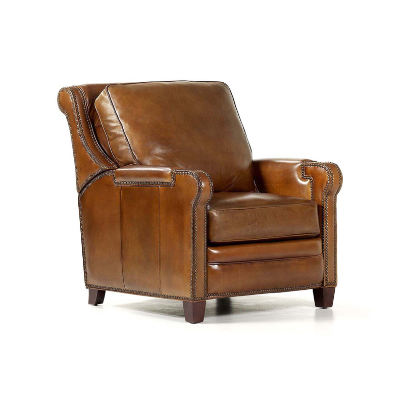 Randall Allan 725 Easton Recliner Discount Furniture At Hickory Park Furniture Galleries